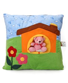 Funzoo Garden Theme Cushion - Multicolor