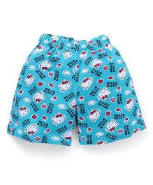 Hello Kitty Shorts Printed - Blue