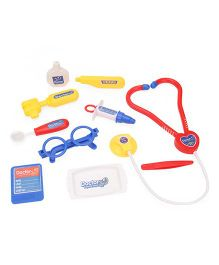 Smiles Creation Mini Doctor Set 10 Pieces (Color May Vary)