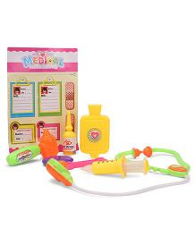 Smiles Creation Doctor Kit 7 Pieces - Multicolor