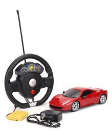 Smiles Creation Remote Controlled Model Car - Red