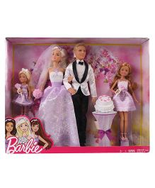 Barbie Doll Wedding Gift Set