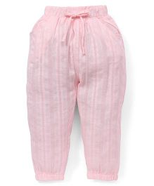 Ivaer Trendy Track Pants - Light Pink