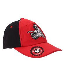 Disney Mickey Mouse Boys Cap - Red