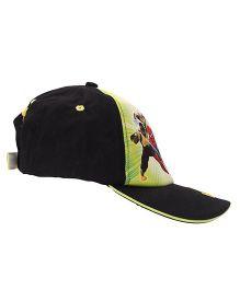 Marvel Spider Man Summer Cap - Black Green