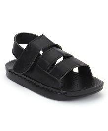 Bash Sandals Velcro Closure - Black