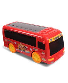 Smiles Creation 3D Light Bus Toy - Red