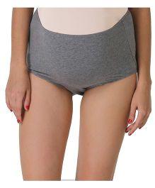 Morph Maternity Panty - Grey