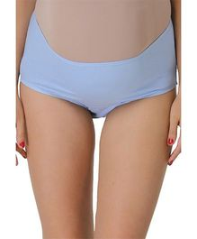 Morph Maternity Panty - Light Blue