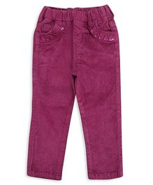 FS Mini Klub Full Length Jeans - Pink