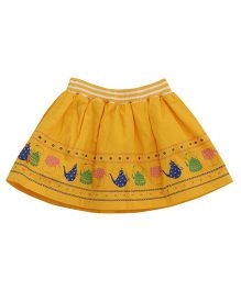 FS Mini Klub Skirt - Yellow