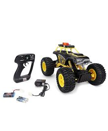 Maisto 3 XL Remote Controlled Rock Crawler - Yellow