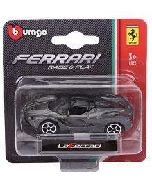 Bburago Enzo Ferrari Car Toy Race And Play Model - Black
