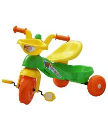 Amardeep Baby Tricycle - Green