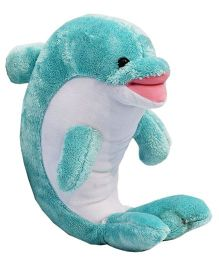 Amardeep Dolphin Soft Toy Blue - 40 cm