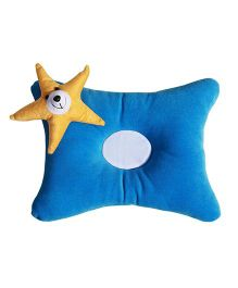 Amardeep Baby Pillow - Blue
