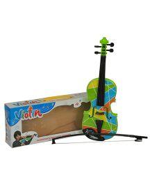 Magic Pitara Violin - Green