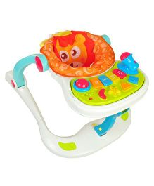 Magic Pitara Grow Up Happily 4 in 1 Lion Walker - Multicolor