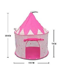 Magic Pitara Carnival Tent House - Pink