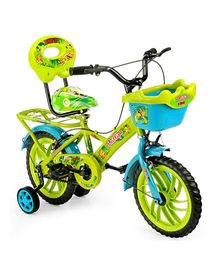 BSA Phillips Kidz Bicycle - Green Blue