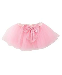 Playette Tutu Skirt With Bow - Pink