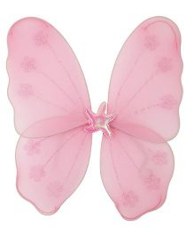 Playette Fairy Princess Wings - Pink