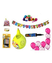 NHR Special Birthday Decoration Kit - 62 Pieces