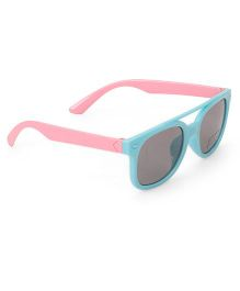 Babyhug Kids Sunglasses - Aqua Green