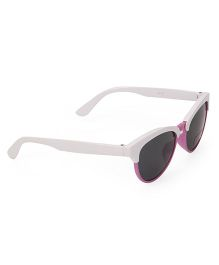 Babyhug Kids Sunglasses - Purple & White