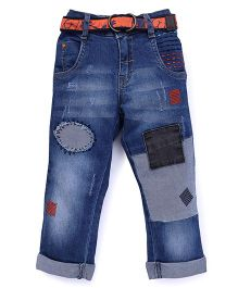 Vitamins Jeans DX Wash - Blue