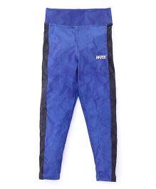 Brzee Stylish Leggings - Blue