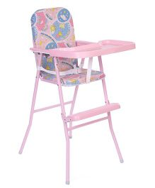 New Natraj High Chair Pink - 040