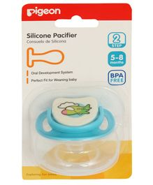 Pigeon Step 2 Silicone Pacifier