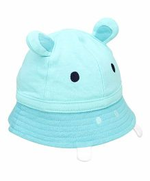 Little Wonder Adorable Cap - Aqua Blue
