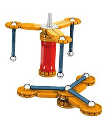 Geomag Mechanics Construction Set - 86 Pieces