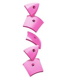 Geomag Kor Cover Construction Set Pink - 26 Pieces
