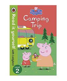 Peppa Pig Camping Trip - English