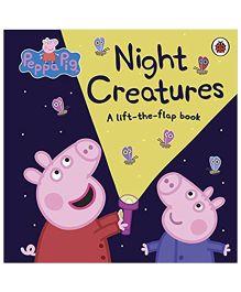 Peppa Pig Night Creatures - English
