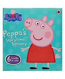 Peppa's Storytime Treasury (6 Books in 1) - English