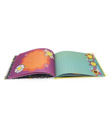 Archies Scrap Book Smiley Print - Multi Color