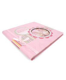 Archies Baby Record Book - Pink Purple