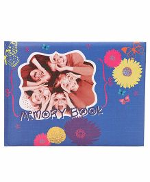 Archies Note Book - Blue