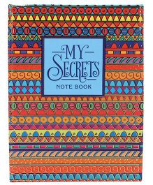 Archies Note Book - Multi Color
