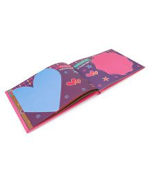 Archies Note Book - Pink Purple