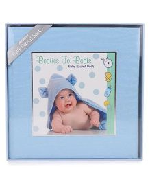 Archies Baby Record Book - Light Blue