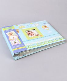 Archies Scrap Book - Blue