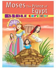 Moses The Prince of Egypt Bible Copy Colour - English
