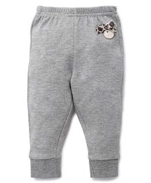 Morisons Baby Dreams Legging With Bow - Grey