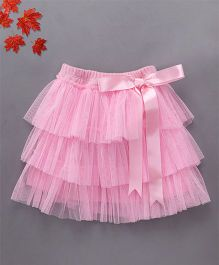 Ben Benny Tutu Skirt With Attached Bloomer - Pink