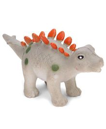 Wild Republic Junior Jungle Dino - Grey